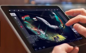 Adobe Touch Apps now available at the Android Market