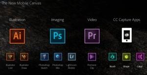 Adobe Creative Cloud Mobile Apps