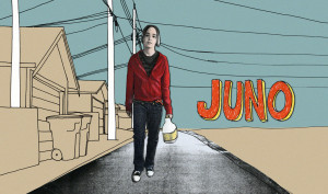 Film Title for Juno by Gareth Smith