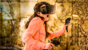 Virtual Reality by Brad Wallace Design